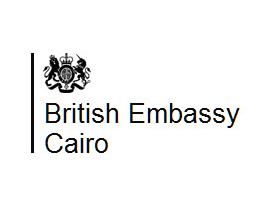 British Embassy Egypt