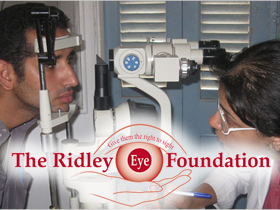 The Ridley Eye Foundation
