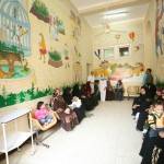 Children's outpatient department at Harpur Memorial Hospital Menouf